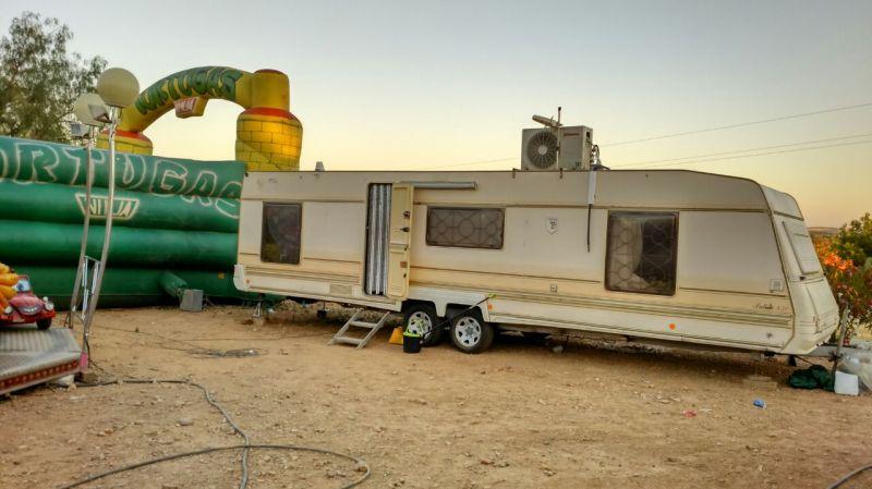 Caravana caravelair palace 850 caravanas y otros for Water triturador