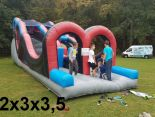 3x Inflatable Attraction